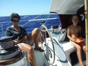 la vie en mer